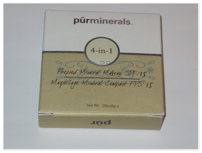 Pur Minerals 4-in-1 Pressed Mineral Foundation Review – Musings of a Muse