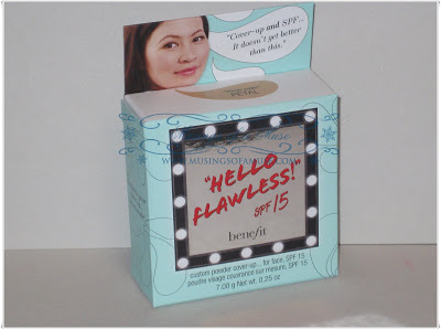 Benefit Hello Flawless! Review, Swatches, and Before and After Photos