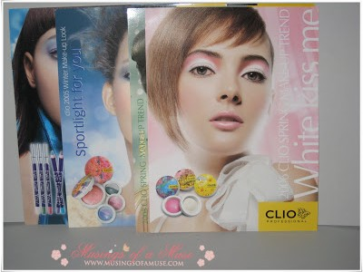 Beauty Blast from the Past: Past Clio Collections