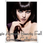 Giorgio Armani Beauty Fall 2009 Collection Greige Collection