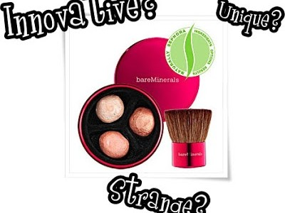 bareMinerals Radiance Rocks