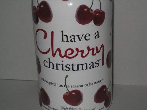 Philosophy Have A Cherry Christmas Shower Gel Review