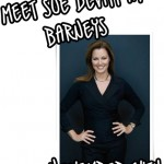 Meet Sue Devitt at Barneys on November 14th
