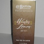 C.O. Bigelow Winter Lemon Eau de Toilette Review