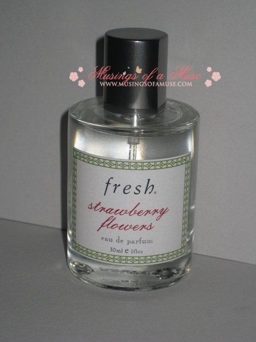 Fresh Strawberry Flowers Perfume 2
