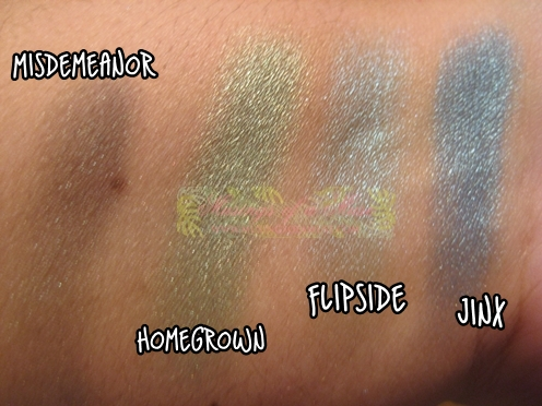 Urban Decay Book of Shadows Vol II 37