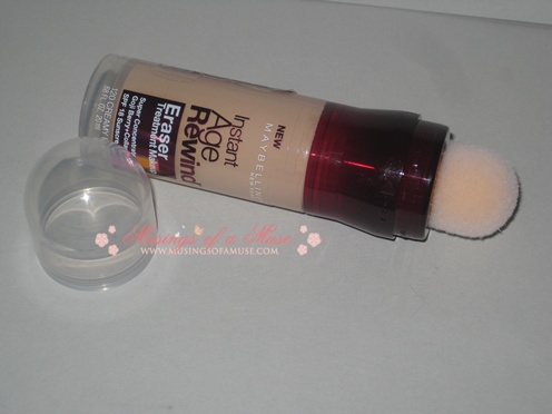 Maybelline Instant Age Rewind Eraser Treatment Makeup 3