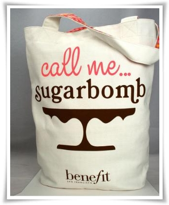 Benefit Tote Bag