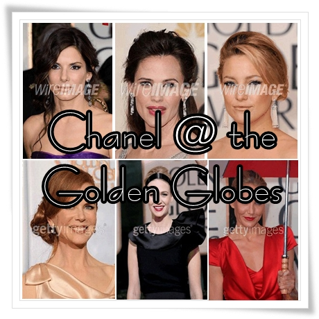 Chanel Golden Globes