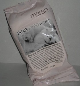 Josie Maran Bear Naked Wipes Review