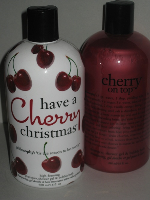 Philosophy Cherry on Top Shower Gel 2