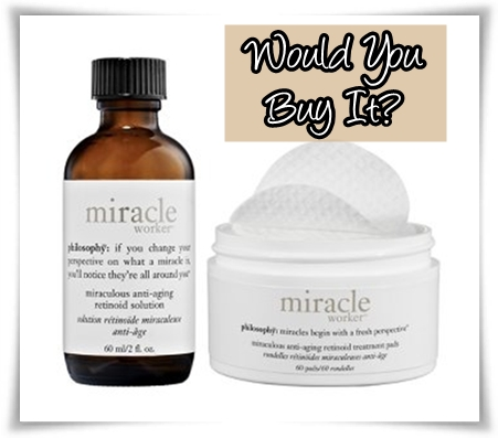 Anti-Wrinkle Miracle Worker + Line Correcting Moisturizer by philosophy #16