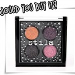Would You Buy It?  Stila Jewel Eye Shadow Palette