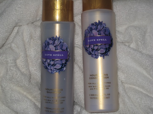 Victoria's Secret Love Spell Shampoo 1