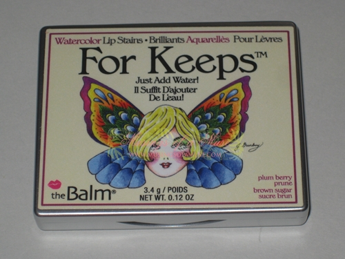 the Balm For Keeps WaterColor Lip Stains 4