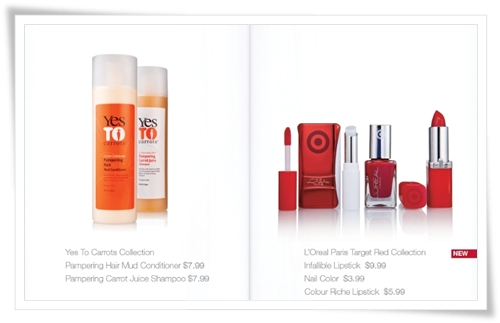 Target Spring Summer Beauty Collection 4