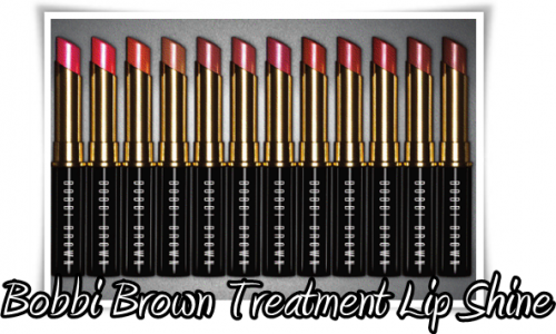 Wants It: Bobbi Brown Treatment Lip Shine SPF 15