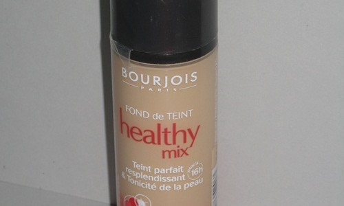 Bourjois Paris Healthy Mix Foundation Review