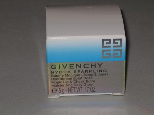 Givenchy Hydra Sparkling Magic Lip & Cheek Balm 1