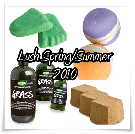 Lush Spring/Summer 2010 Collection