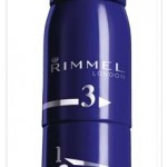 Beauty Abroad: Rimmel 1-2-3 Looks Mascara