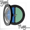 Yay or Nay: Sephora Colorful Duo Eyeshadow