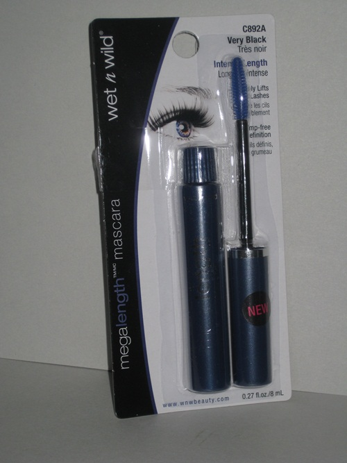Wet n Wild Mega Length Mascara 1
