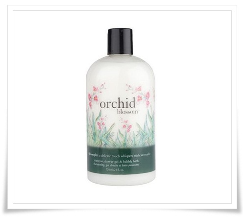 Philosophy Lilac and Orchid Shower Gel 4