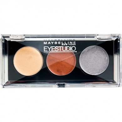 Maybelline Eye Studio Cream Eyeshadow Trio-Pedal to the Metal