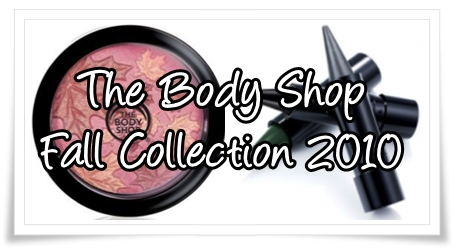 The Body Shop Fall Collection 2010 22