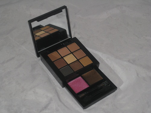 NYX Bronze Smokey Look Kit 3