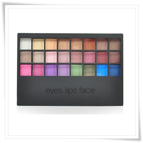 E.L.F. Studio 32 Piece Eyeshadow Palette Limited Edition and E.L.F. Studio 100 Piece Eyeshadow Palette Limited Edition 1