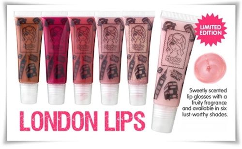 Eyeko London Lips Lipgloss 2010