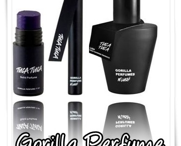 Gorilla Perfume Coming to the USA!