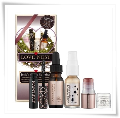 Josie Maran Love Nest Josies Argan Favorites