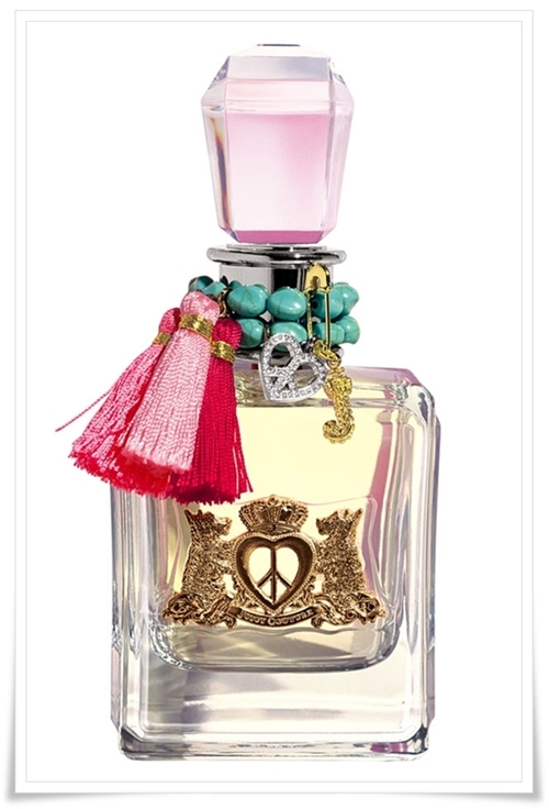 Juicy Couture Peace, Love & Juicy Couture Eau de Parfum