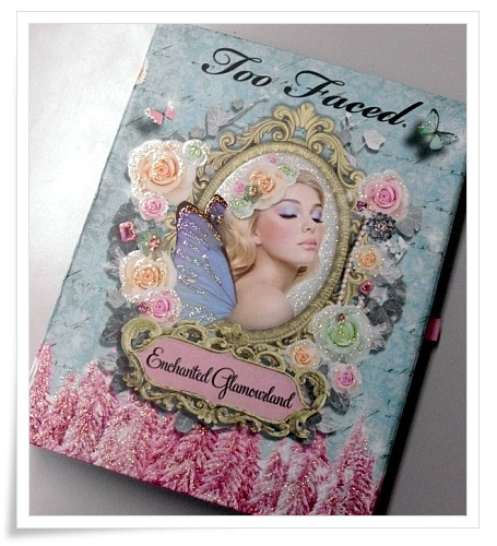 Too Faced Holiday 2010 Too Faced Enchanted Glamourland Palette 11