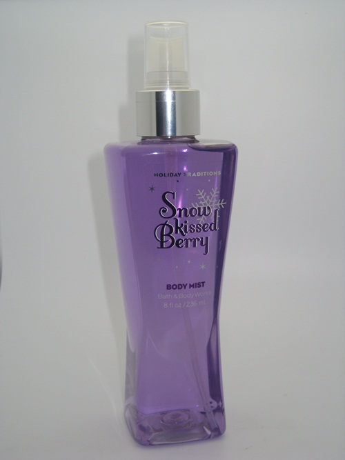 Bath and Body Works Holiday Signature Collection 2010 4