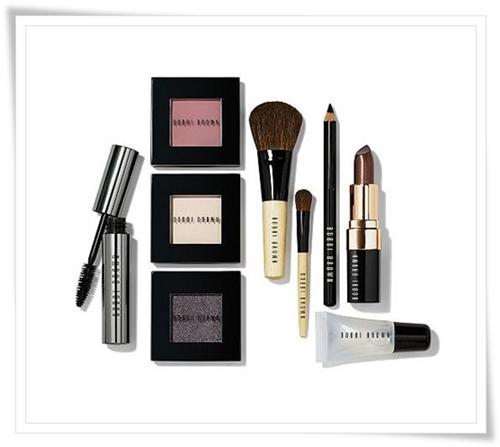 Bobbi Brown Black Velvet 9 Piece Deluxe Color Collection