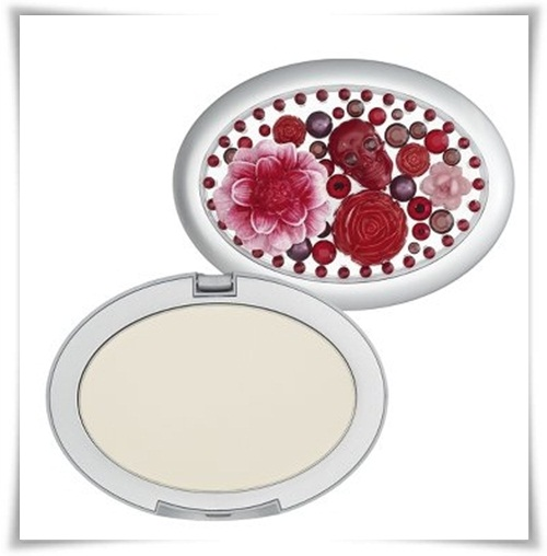 Tarina Tarantino Special Edition Dollskin Powder Red and Yellow 11