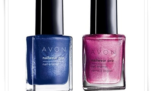 Avon Nail Wear Pro Nail Enamel Holiday Collection