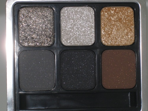 Sonia Kashuk What Glitters Glows Eye Palette 4