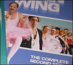 On the 1st Day of Christmas My True Love Gave to Me, The Green Wing DVD Set!