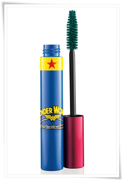 MAC Wonder Woman Collection 211