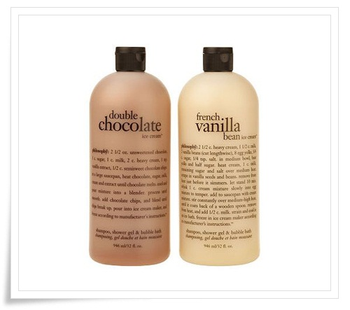 Philosophy Ice Cream Parlor Shower Gel Collection 2