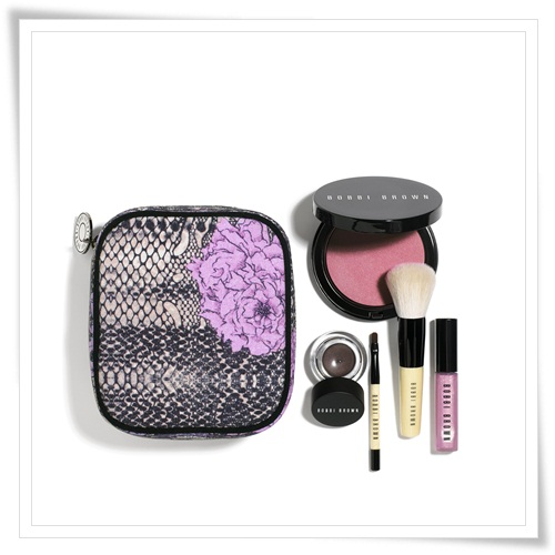 Bobbi Brown Peony Python Collection A Collaboration Between Bobbi Brown + Tibi 3