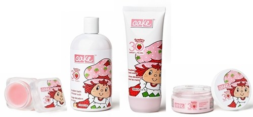 Cake Beauty Strawberry Shortcake Collection 30% Off from Cake Beauty
