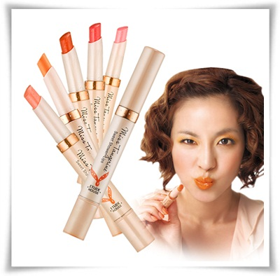 Etude House Miss Tangerine Collection
