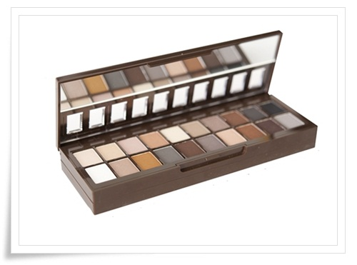 NYX Nude on Nude Palette 1
