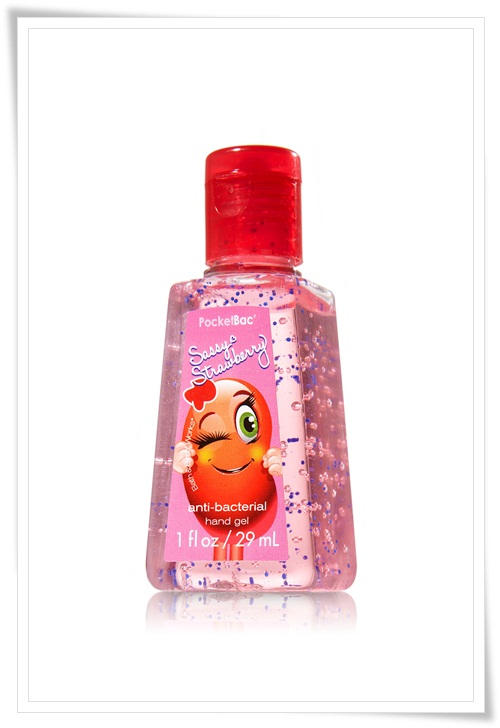 Bath and Body Works JellyBean Anti Bacterial Pocketbac Deep Cleansing Hand Gel 1